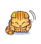 いつものネコたち(個別スタンプ:07)
