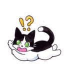 いつものネコたち(個別スタンプ:08)