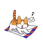 いつものネコたち(個別スタンプ:11)