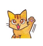 いつものネコたち(個別スタンプ:16)