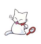 いつものネコたち(個別スタンプ:17)