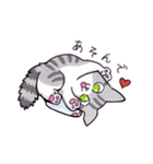 いつものネコたち(個別スタンプ:20)