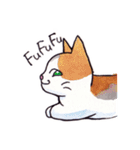 いつものネコたち(個別スタンプ:23)
