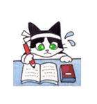 いつものネコたち(個別スタンプ:32)