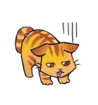 いつものネコたち(個別スタンプ:33)