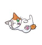 いつものネコたち(個別スタンプ:39)