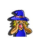 魔女っ子ケミ(個別スタンプ:36)