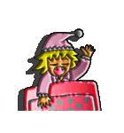 魔女っ子ケミ(個別スタンプ:40)