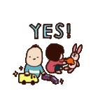 Dear とうちゃん(個別スタンプ:06)