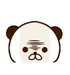 どあっぷパンダさん(個別スタンプ:25)