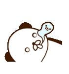 どあっぷパンダさん(個別スタンプ:28)