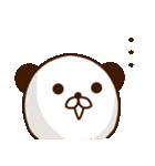 どあっぷパンダさん(個別スタンプ:31)
