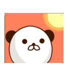 どあっぷパンダさん(個別スタンプ:32)