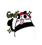 パンダ親分2(個別スタンプ:08)