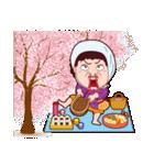 おもしろい大阪のおばちゃんPART2(個別スタンプ:37)