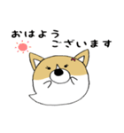 おばけコーギー【敬語】(個別スタンプ:02)