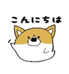 おばけコーギー【敬語】(個別スタンプ:03)