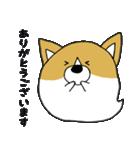 おばけコーギー【敬語】(個別スタンプ:07)