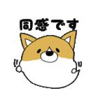 おばけコーギー【敬語】(個別スタンプ:22)