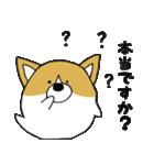 おばけコーギー【敬語】(個別スタンプ:39)