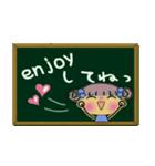 ちょ~便利!ガールズ☆スタンプ3(個別スタンプ:15)