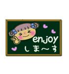 ちょ~便利!ガールズ☆スタンプ3(個別スタンプ:16)
