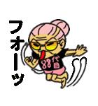 天使のピンクおばあちゃん(個別スタンプ:13)