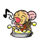 天使のピンクおばあちゃん(個別スタンプ:33)