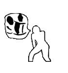 バレーボール選手 「日常会話編」(個別スタンプ:14)