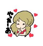 かわいい女の子スタンプ・2(個別スタンプ:05)