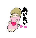 かわいい女の子スタンプ・2(個別スタンプ:12)