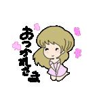 かわいい女の子スタンプ・2(個別スタンプ:20)