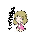 かわいい女の子スタンプ・2(個別スタンプ:23)