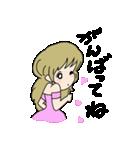 かわいい女の子スタンプ・2(個別スタンプ:25)