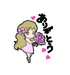 かわいい女の子スタンプ・2(個別スタンプ:28)