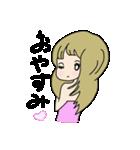 かわいい女の子スタンプ・2(個別スタンプ:31)