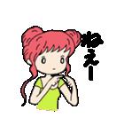 かわいい女の子スタンプ・2(個別スタンプ:34)