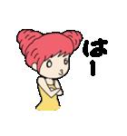 かわいい女の子スタンプ・2(個別スタンプ:35)