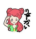 かわいい女の子スタンプ・2(個別スタンプ:39)