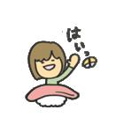 たいがい食べ物といっしょ(個別スタンプ:07)