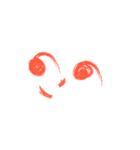OKAO(個別スタンプ:34)
