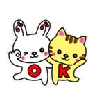 【日常編】ピコピコうさたん2(個別スタンプ:5)