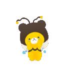 クマのみつお(個別スタンプ:16)