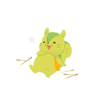 クマのみつお(個別スタンプ:23)