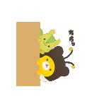 クマのみつお(個別スタンプ:28)