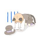 ねこみみっこネココ&うさみみっこロージィ(個別スタンプ:24)