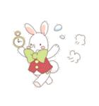 ねこみみっこネココ&うさみみっこロージィ(個別スタンプ:25)