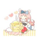 ねこみみっこネココ&うさみみっこロージィ(個別スタンプ:30)
