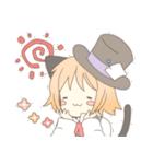 ねこみみっこネココ&うさみみっこロージィ(個別スタンプ:31)