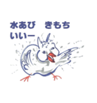 錦花鳥のチョーちゃんⅡ(個別スタンプ:20)